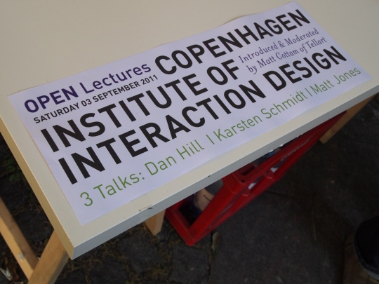 CIID Open Lecture